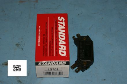 1975-1980 Corvette C3 Ignition Control Module, Standard LX301, New In Box